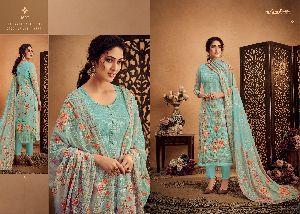 DN-1807 Ladies Designer Suits