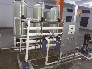 Reverse Osmosis Water Treatment Plant (RO Plant)