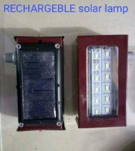 solar base light