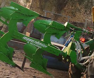 Tamrakar Udyog Hydraulic Reversible Plough