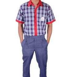 Boys School Uniform Fabric