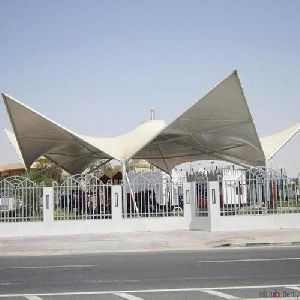Hyper Tensile Structure Canopy