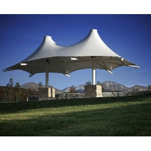 Tensile Membrane Structure Canopy