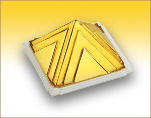 Vastu Gold Pyramid for Car Safety