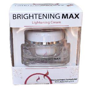 Brightening Max Skin Whitening Cream (Expected best results in 7days)