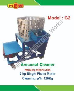 Areca Cleaner Machine