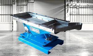 Small & portable vibrating screen
