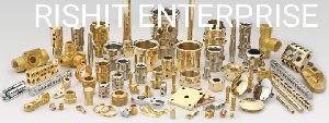 Brass Connectors, Precision components