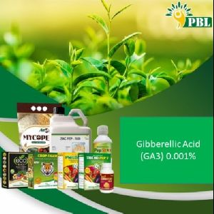 Gibberellic Acid (GA3) 0.001%