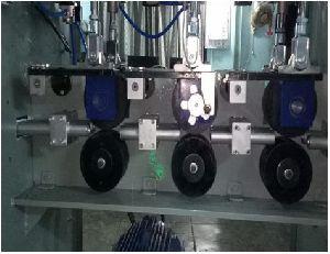 CaSi Cored Wire Feeder Machine