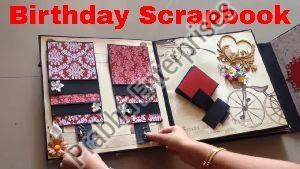 Birthday Scrapbook
