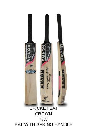 Crown Kashmir Willow Tennis Bat