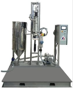Fully Automatic Time Flow Filling Machine