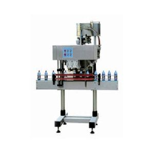 Paint Coated Automatic Screw Capping Machine