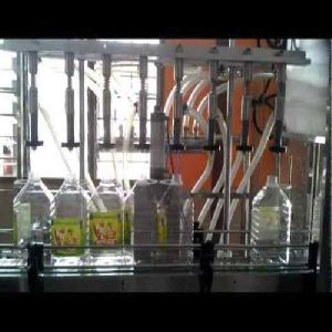 Vegetable Oil Packing Machine