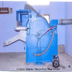 Cotton Waste Recycling Machines