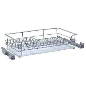 Stainless Steel Multipurpose Drawer Basket