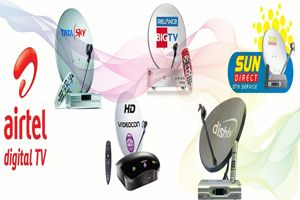DTH Recharge Services