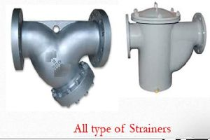 Separators & Strainers