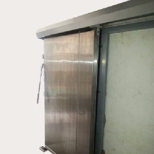 PUF Panel Sliding Door
