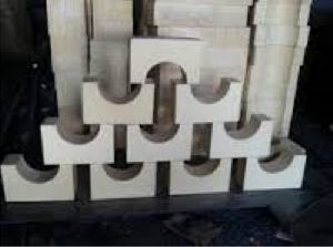 PUF Pipe Support