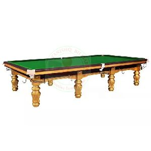 English Billiards Table
