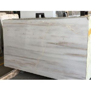 White Lassa Marble
