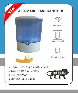 automatically hand sanitizer machine