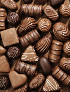 Spirulina Chocolates