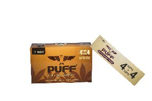 Puff Rolling Papers (Natural) (4+4)