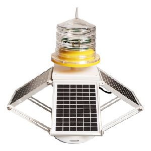 /solar beacon light