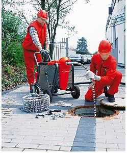 Pipe Cleaning Equipment R140B