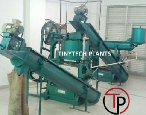 SUNFLOWER OIL MILL PLANT