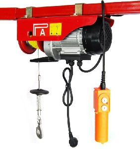 Mini Electric Rope Hoist