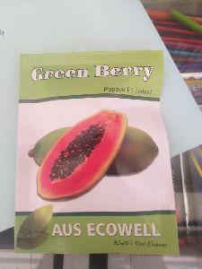 Green Berry Papaya Seed