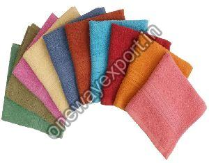Terry Face Towels