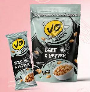 Salt and Pepper Roasted Peanuts
