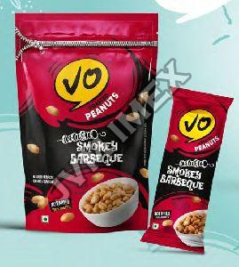 Smokey Barbeque Roasted Peanuts