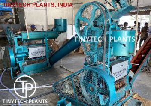Automatic mustard oil mill plant