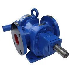 Double Helical Gear Pump