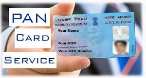 Pan Card Retailer Services