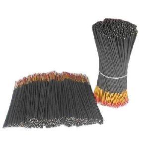 Black Scented Incense Sticks