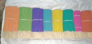 Color Incense Sticks Raw Material