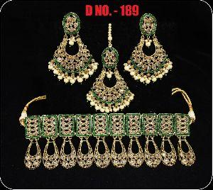 D.No. 189 Imitation Necklace Set