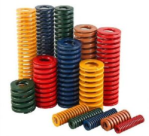 Flat Coil Spring