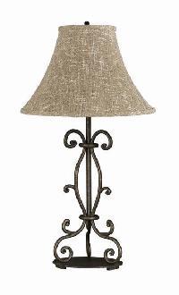 Iron Lamps
