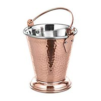 Copper Steel Bucket