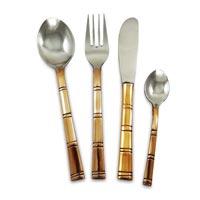Copper Steel Cutlery Set