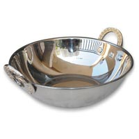 Stainless Steel Karahi