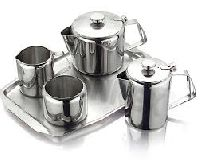 Stainless Steel Tea Sets